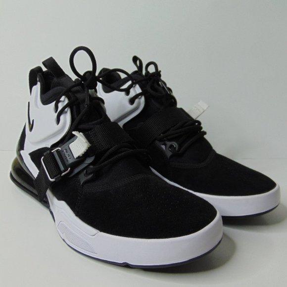 mini la carretera diagonal  Nike Shoes   Air Max 270 Basketball Black Strap 95   Poshmark